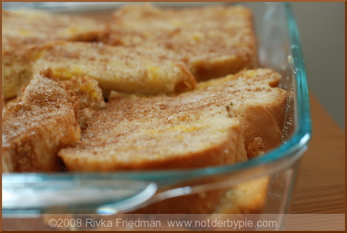 baked-french-toast-maple-syrup - self catering kwazulu ...