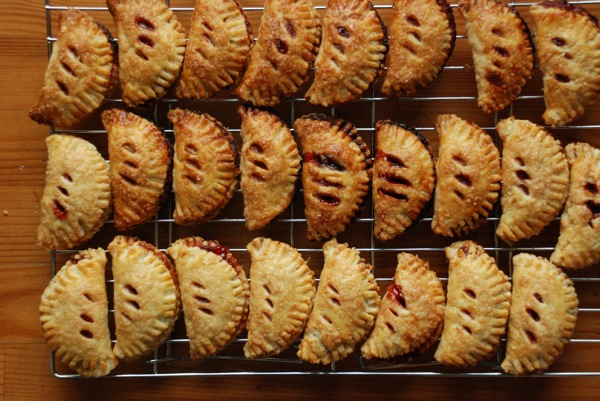 Sour Cherry Hand Pies, and the Perfect Pie Crust