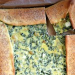 Thumbnail image for Cypriot Greens and Cheese Pie