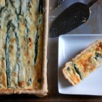 Thumbnail image for Asparagus and Tarragon Tart