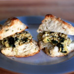 Thumbnail image for Ramps 'n' Eggs Biscuit Sandwiches