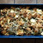 Thumbnail image for Mushroom and Kale Breakfast Strata